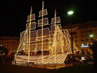 Řecké Vánoce v deseti slovech