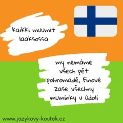 S Michalem Švecem o finštině