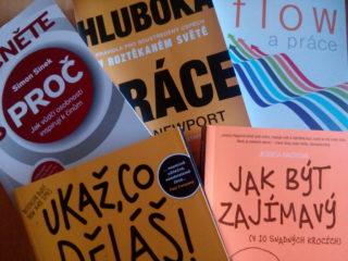 5 inspirativních knížek, o kterých se mluví … (Mirka Smíšková)