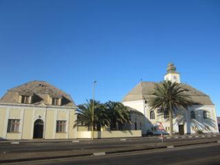 O namibijské němčině (Líza Getta)
