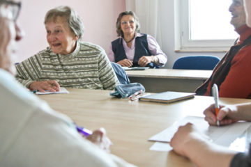 Specifika výuky seniorů