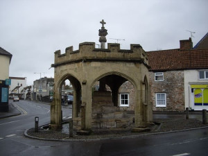market-cross