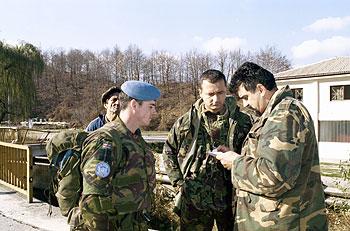 Role tlumočníka v zónách konfliktu