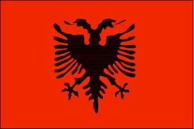 albánština